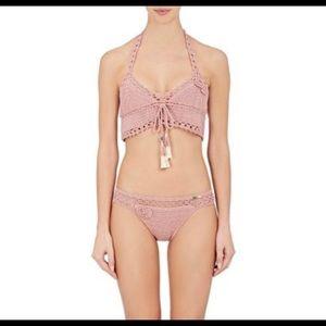 2e220ab0c9e80 She Made Made Jannah Skirted Bikini Set XS S